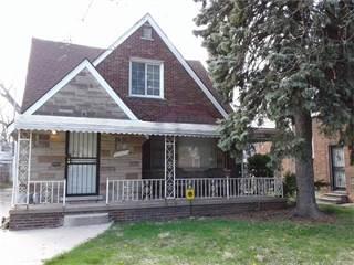 Single Family for sale in 17161 ROSEMONT, Detroit, MI, 48219
