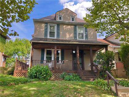 Residential Property for sale in 1615 Barr Ave, Crafton, PA, 15205