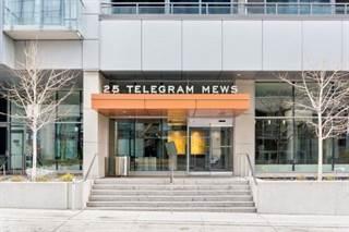 Condo for sale in 25 Telegram Mews 901, Toronto, Ontario