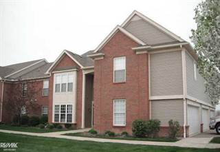 Townhouse for rent in 51864 Adler Park Dr E Unit 47 47, Greater Mount Clemens, MI, 48051