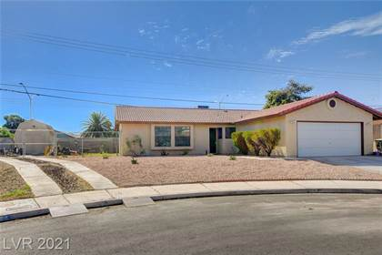 Residential Property for sale in 4925 Metpark Drive, Las Vegas, NV, 89110