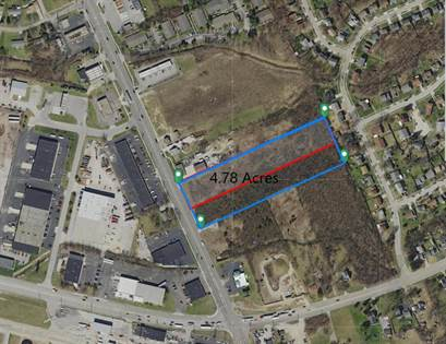 Lots And Land for sale in No address available, Columbus, OH, 43204