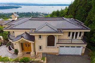 Single Family for sale in 1630 MARLOWE PLACE, West Vancouver, British Columbia, V7S3H2