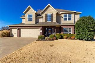 Single Family for sale in 22 Blue Stem  LN, Bentonville, AR, 72712