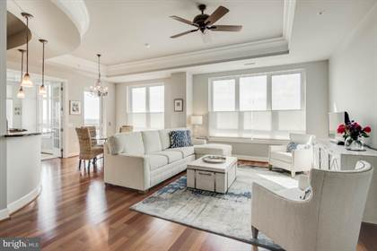 Condominium for sale in 1915 TOWNE CENTRE BLVD #812, Annapolis, MD, 21401