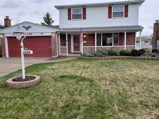 Single Family for sale in 13169 Cloverlawn, Sterling Heights, MI, 48312