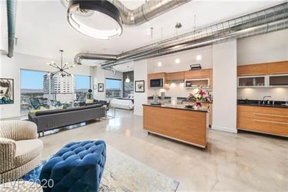 Condominium for sale in 200 Hoover Avenue 807, Las Vegas, NV, 89101