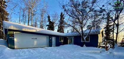 Residential Property for sale in 3193 EDBY ROAD, Fairbanks, AK, 99709