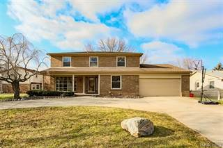 Single Family for sale in 17321 McNamara Drive, Livonia, MI, 48152