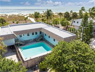 Single Family for sale in 6000/6002 Gulf RD, Fort Myers Beach, FL, 33931