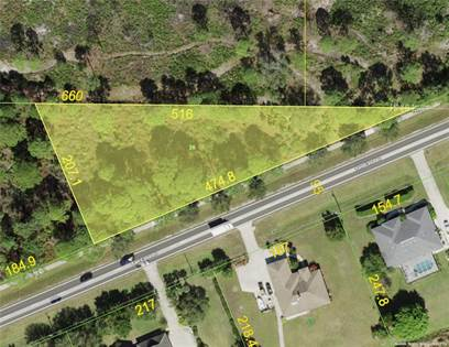 Lots And Land for sale in 7111 SAN CASA DRIVE, Englewood, FL, 34224