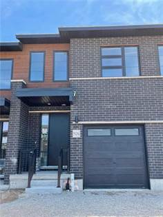 Residential Property for rent in 926 Robert Ferrie Dr, Kitchener, Ontario, N2R 1P2