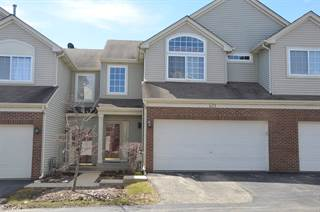 Townhouse for sale in 421 North Tower Drive, Grayslake, IL, 60030