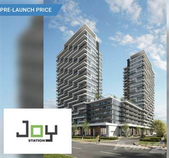 Condominium for sale in Joy Station Condos - 9781 Markham Road, Markham, Markham, Ontario, L6E 0H8