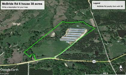 Farm And Agriculture for sale in 5976 McBride Rd, MS