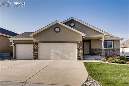 Residential Property for sale in 12268 Bandon Drive, Colorado Springs, CO, 80921