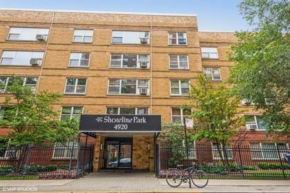 Residential Property for sale in 4920 North Marine Drive 305, Chicago, IL, 60640