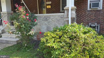 Residential Property for sale in 609 LYNDHURST ST, Baltimore City, MD, 21229