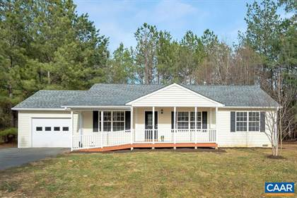 Residential Property for sale in 15 NORTHWOOD RD, Palmyra, VA, 22963