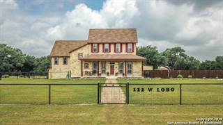 Single Family for sale in 122 W Lobo Dr, Blanco, TX, 78606