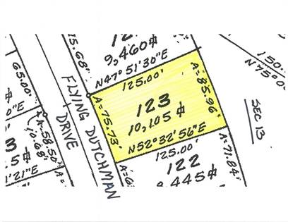 Lots And Land for sale in 123 FLYING DUTCHMAN, Greenbackville, VA, 23356