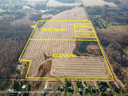 Lots And Land for sale in Vl Winegar Road, Laingsburg, MI, 48848