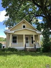 Single Family for sale in 134 NW Roosevelt ST, Topeka, KS, 66606