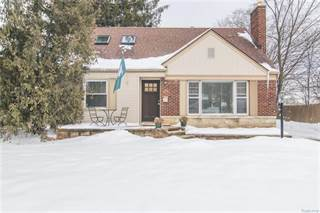 Single Family for sale in 4384 ARDEN PL, Royal Oak, MI, 48073