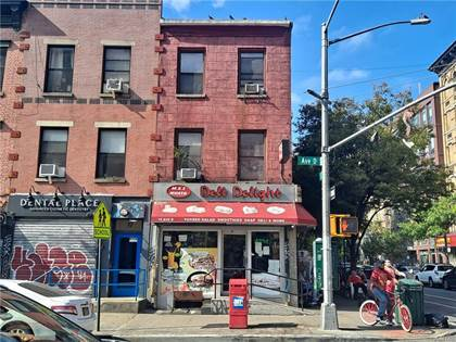 Multifamily for sale in 19 AVENUE D, Manhattan, NY, 10009