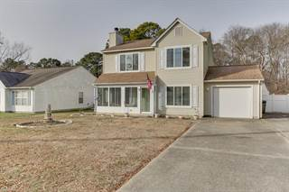 Single Family for sale in 121 Richneck RD, Newport News, VA, 23608