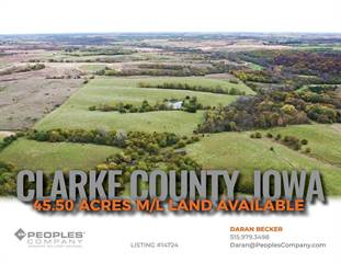 Land for sale in 0 Highway 69, Osceola, IA, 50213