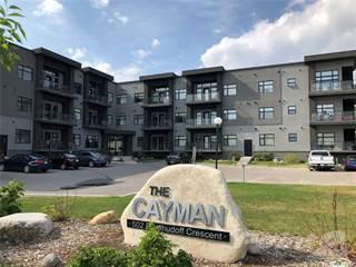 Condo for sale in 502 Perehudoff CRESCENT 214, Saskatoon, Saskatchewan, S7N 4H6