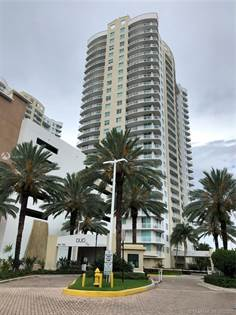 Residential Property for sale in 1755 E Hallandale Beach Blvd 2205E, Hallandale Beach, FL, 33009