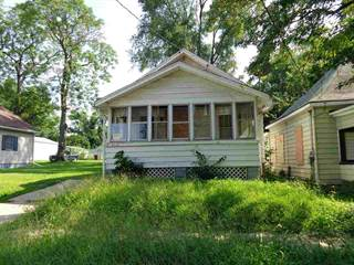 Single Family for sale in 2718 W GARDEN Street, Peoria, IL, 61605