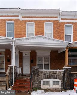 Residential Property for sale in 1905 N DUKELAND STREET, Baltimore City, MD, 21216