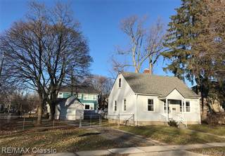 Single Family for sale in 1180 HARTSOUGH ST Street, Plymouth, MI, 48170