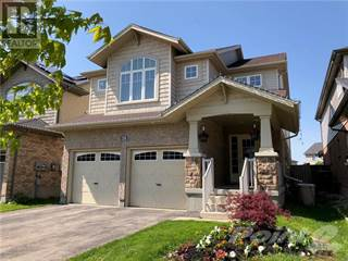 Single Family for sale in 75 HELENA FEASBY Street, Kitchener, Ontario