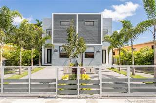 Townhouse for sale in 2881 SW 34th Ave 2881, Miami, FL, 33133