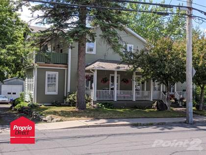 Commercial for sale in 754-760 Rue Principale, Rougemont, Quebec, J0L1M0