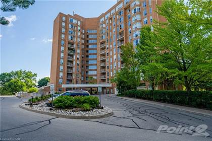Residential Property for sale in 1414 KING Street E Unit #605, Kitchener, Ontario, N2G 4T8