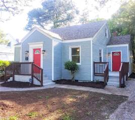 Single Family for sale in 1604 Camden Avenue, Portsmouth, VA, 23704