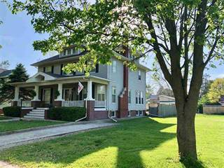 Single Family for sale in 785 N DEAN Street, Bushnell, IL, 61422