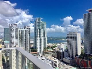 Condo for sale in 151 SE 1st St 2902, Miami, FL, 33131