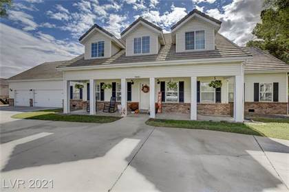 Residential Property for sale in 2005 Lou Adams Avenue, Logandale, NV, 89021