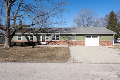 Single-Family Home for sale in 324 E 4th St , Fairmount, IN, 46928