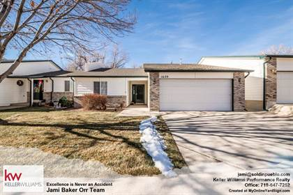 Residential for sale in 1629 Horseshoe Place, Pueblo, CO, 81001