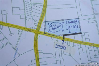 Lots And Land for sale in 11823/31 New Sulphur Springs Rd, Adkins, TX, 78101