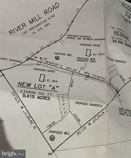 Lots And Land for sale in RIVER MILL ROAD, Richardsville, VA, 22736