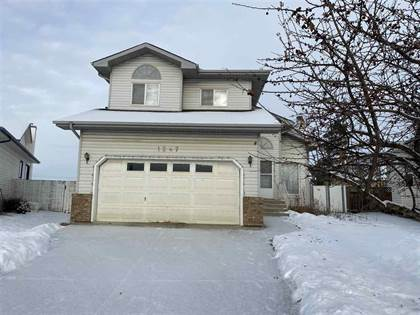 Single Family for sale in 1247 JOYCE CR NW, Edmonton, Alberta, T6L6V3