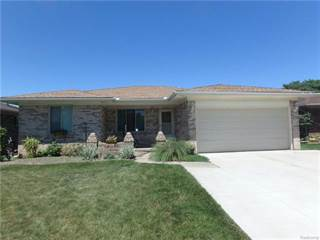 Single Family for sale in 3557 DEL MONTE Drive, Sterling Heights, MI, 48310